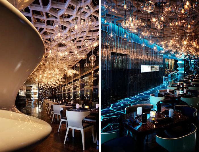 Ռեստորաններ, որոնք կարելի է սիրել առաջին անգամից.(լուսանկարներ)
