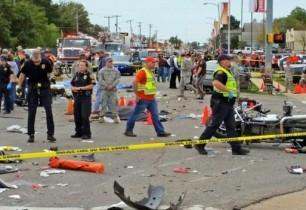 ԱՄՆ-ում ավտոմեքենան մխրճվել է շքերթի հանդիսատեսի մեջ, 4 մարդ մահացել է