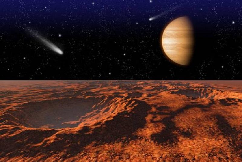 Գիտնականները նշել են Մարսից ջրի անհետացման հնարավոր պատճառը