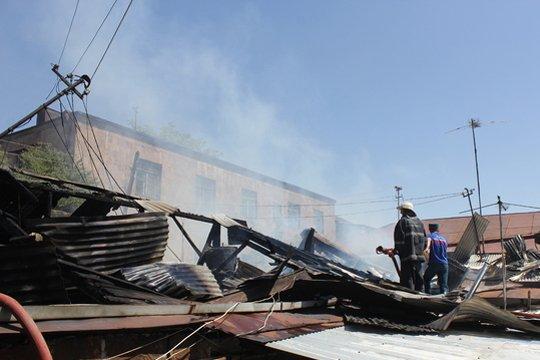 Հրդեհ Մխչյան գյուղում. տուժածներ չկան