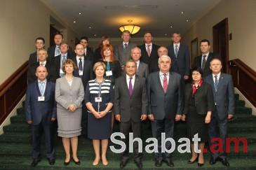 Տեղի է ունեցել ԱՊՀ երկրների բարձրագույն վերահսկիչ մարմինների ղեկավարների խորհրդի 15-րդ նստաշրջանը
