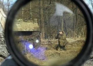 Հայաստանի ռուսական ռազմակայանում վարժանքներ են անցկացվում դիպուկահարների մասնակցությամբ