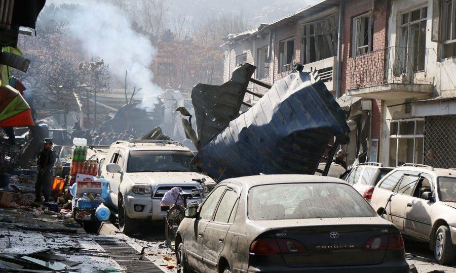«Աֆրինում երեկ երեկոյան պայթեցվել է քառահարկ շենք․ զոհվել է FSA չորս զինյալ և յոթ խաղաղ բնակիչ»