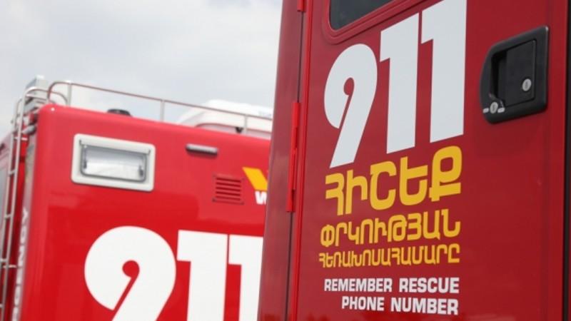Հրշեջ-փրկարարները մարել են ընդհանուր 10.2 հա տարածքում բռնկված հրդեհները
