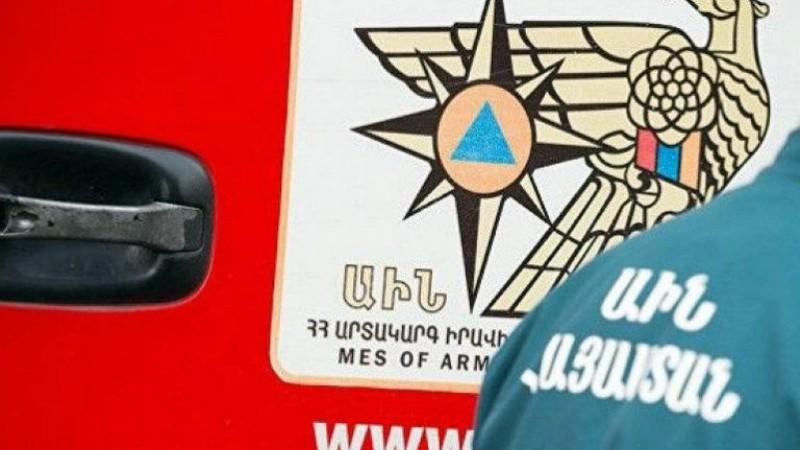 Հրշեջ-փրկարարները մարել են մոտ 25․1 հա խոտածածկ տարածքներում բռնկված հրդեհները