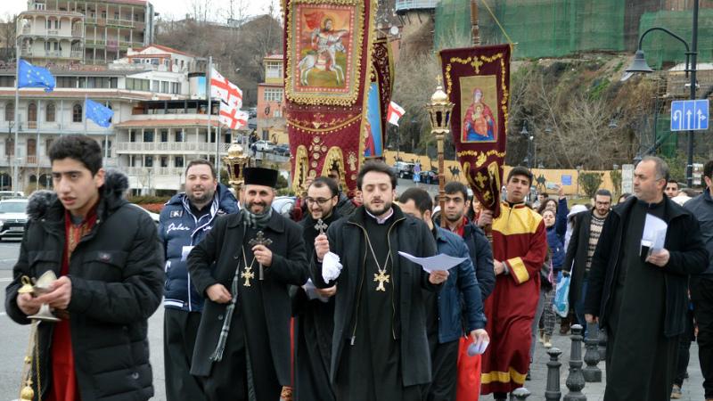 Թբիլիսիի Սուրբ Գևորգ եկեղեցում պատարագ կմատուցվի Սուրբ Սարգսի տոնի առթիվ