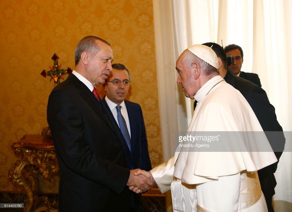 «Էրդողանի այցը Վատիկան և երկկողմ հարաբերությունների կարգավորման թուրքական պատրանքը»