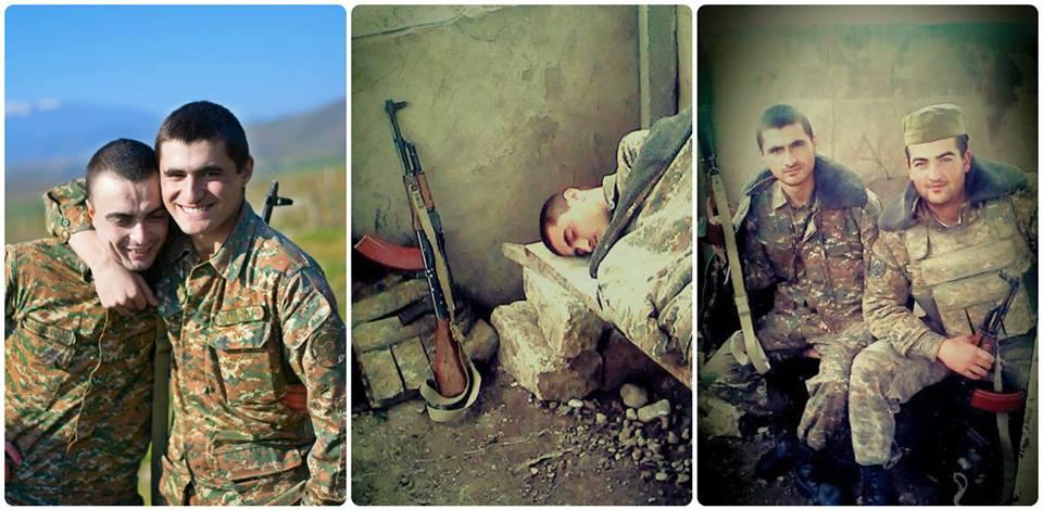Զինվորն արձագանքել է իր նկարի վերաբերյալ տարատեսակ փափուկ գրառումներին