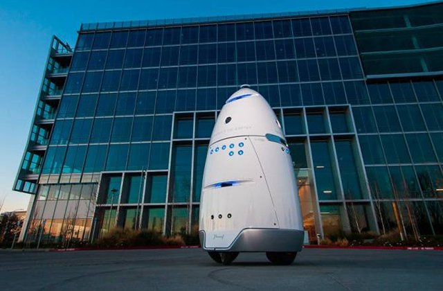 ԱՄՆ-ում ռոբոտներ են օգտագործում օֆիսներն անօթևաններից պաշտպանելու համար