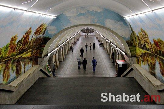 «Հին Երևանը. հայացք ապագայից». լուսանկարների ցուցադրություն մետրոպոլիտենի կայարաններում
