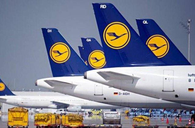 Lufthansa-ն ապրիլի 10-ին ավելի քան 800 չվերթ է չեղարկում պետծառայողների գործադուլի պատճառով