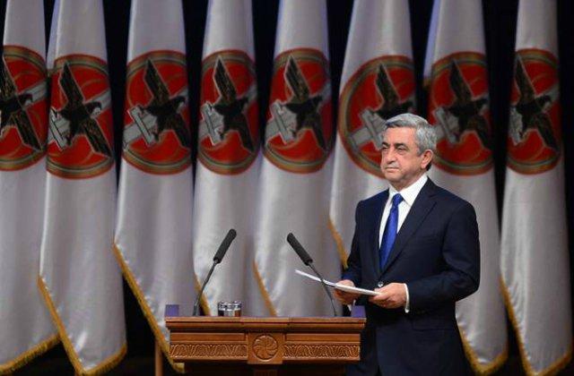 ՀՀԿ-ն վարչապետի պաշտոնում առաջադրելու է Սերժ Սարգսյանին