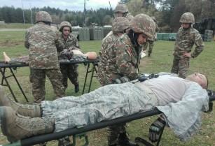 Գերմանիայում հայ զինծառայողները մասնակցում են բազմազգ զորավարժությանը (լուսանկարներ)