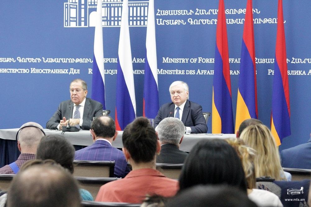 Ռուսաստանի ԱԳ նախարարի պաշտոնական այցը խորը սիմվոլիկ նշանակություն ունի. Էդվարդ Նալբանդյան