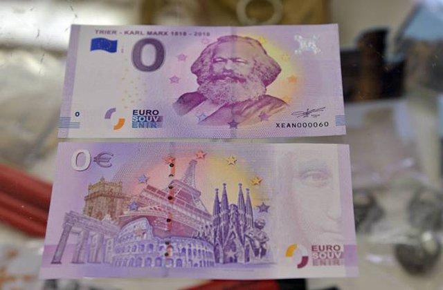 Գերմանիան իսպառ վաճառել է Մարքսի պատկերով զրո եվրո արժողությամբ թղթադրամների ամբողջ տպաքանակը