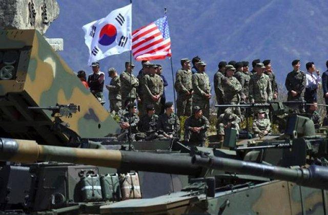 ԱՄՆ-ի զորքերը կմնան Հարավային Կորեայում նաև ԿԺԴՀ-ի հետ հաշտության պայմանագրի ստորագրումից հետո