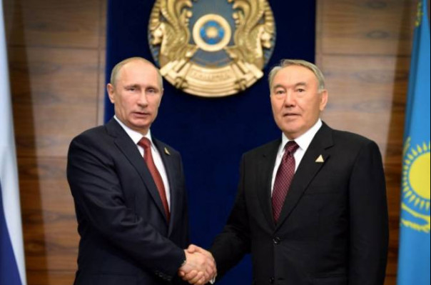 Պուտինն ու Նազարբաևը քննարկել են Հայաստանի ներքաղաքական իրավիճակը