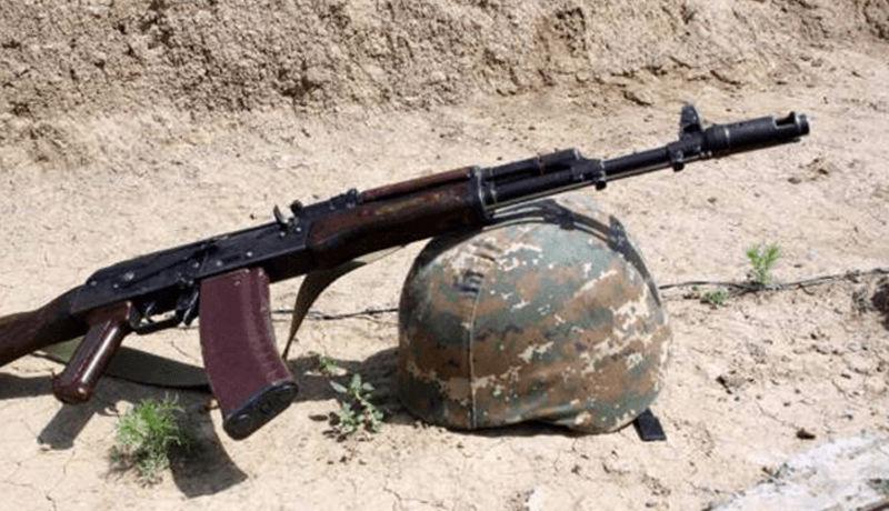 Հակառակորդի կողմից արձակված կրակոցից ժամկետային զինծառայող է վիրավորվել