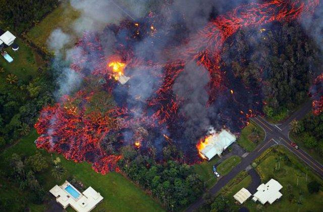 Շուրջ 2 հազար մարդ է տարհանվել Հավայան կղզիներում հրաբխի ժայթքման պատճառով