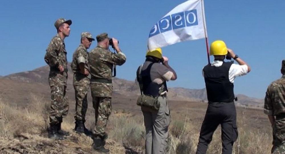 ԵԱՀԿ առաքելությունը դիտարկում է անցկացնելու Արցախի և Ադրբեջանի շփման գծում