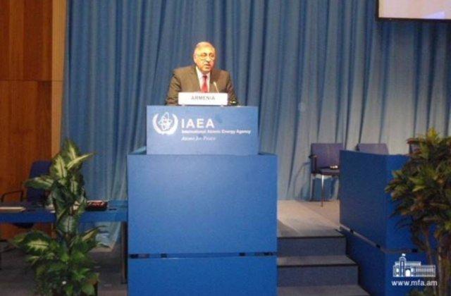 Դեսպան Կիրակոսյանը վերահաստատել է Հայաստանի անվերապահ աջակցությունը ԱԷՄԳ գործունեությանը