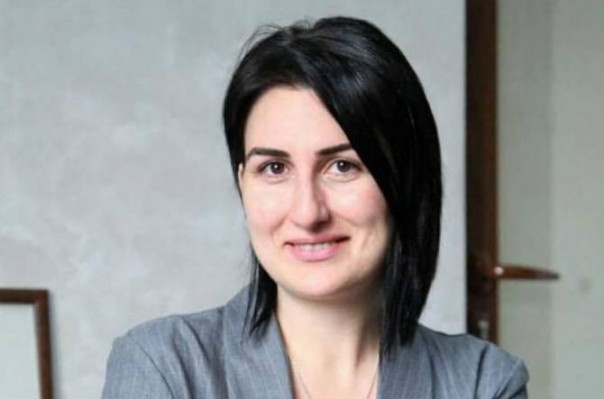 Սաթենիկ Ասիլյանը նշանակվել է արտակարգ իրավիճակների նախարարի մամուլի խոսնակ