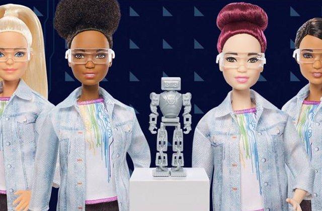 ԱՄՆ-ում Բարբի տիկնիկը ներկայացրել են ռոբոտատեխնիկի կերպարով