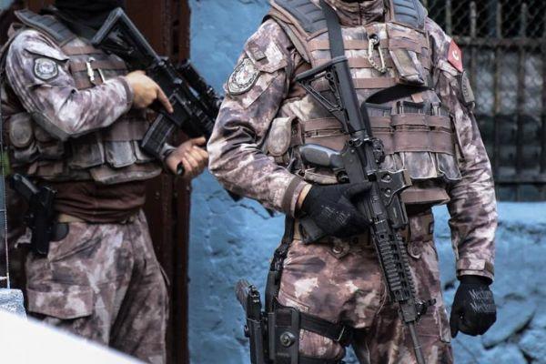 Թուրքիայում ԻՊ-ի հետ առնչություն ունենալու մեղադրանքով օտարերկրացիներ են բերման ենթարկվել