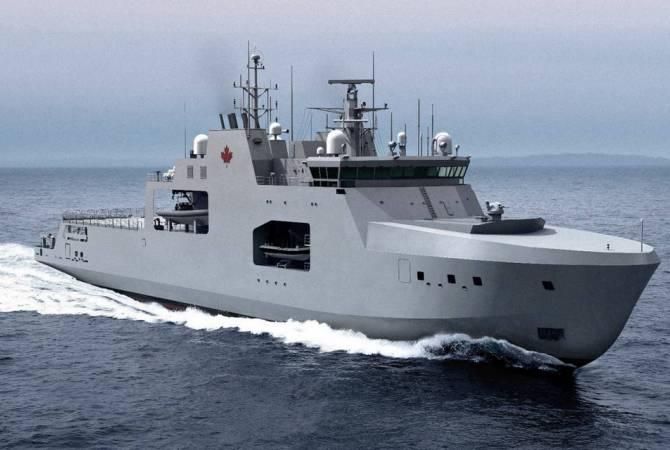 Կանադայի ծովուժը ՆԱՏՕ-ի միավորումում մարտական նավերի շրջափոխում կկատարի Միջերկրական ծովում