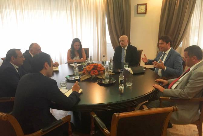 ՎԶԵԲ տնօրենների խորհրդի անդամներն աշնանը կայցելեն Հայաստան