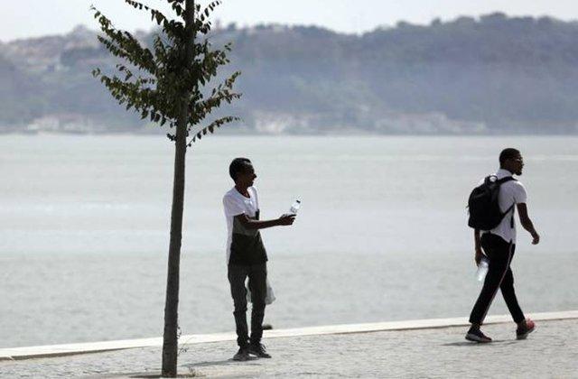 Պորտուգալիայի մի քանի շրջաններում գերազանցվել է ջերմաստիճանային ռեկորդը