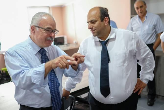 Տավուշի մարզպետը աջակցություն է հայտնել «Հայաստան» համահայկական հիմնադրամի ծրագրերին