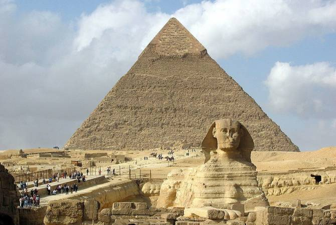 Եգիպտոսում Սֆինքսի նոր արձան են գտել