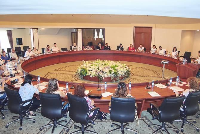 ՍԱՊԾ-ն ներկայացրել է «Ռազմավարական զարգացման գործակալություն» ՀԿ-ի հետ համագործակցության արդյունքները