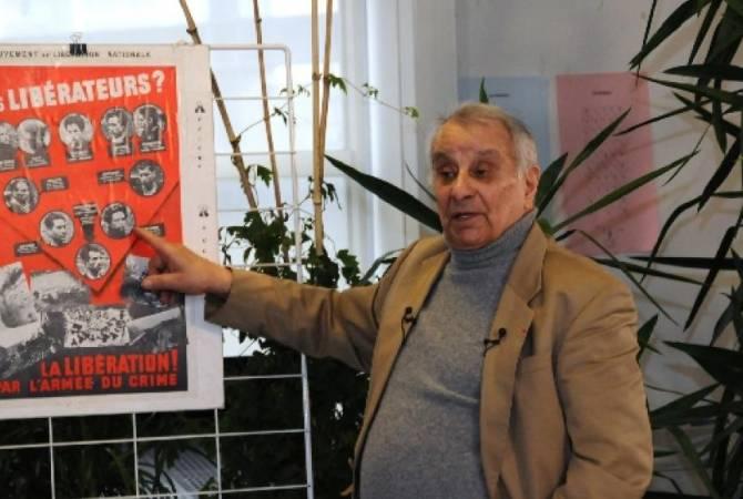 101 տարեկան հասակում մահացել է Միսաք Մանուշյանի խմբի վերջին անդամը