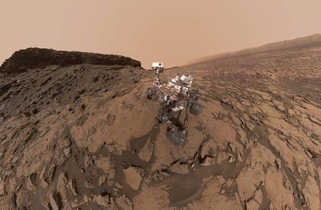 Curiosity-ն նշեց Մարսի վրա գտնվելու վեցերորդ տարեդարձը