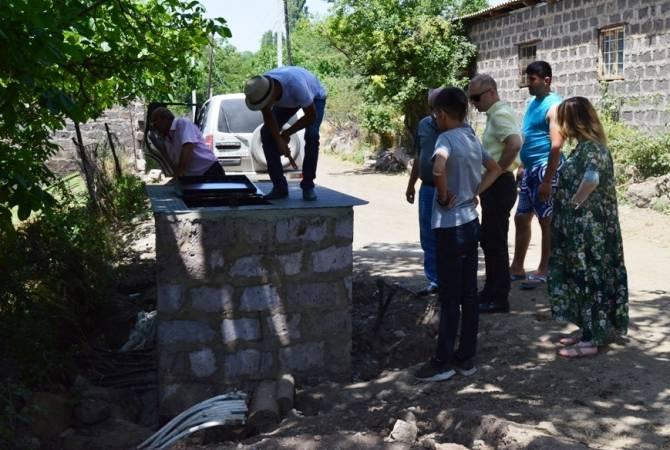 Արագածոտնի Ավան համայնքի 90 ընտանիք կունենա որակյալ ջուր