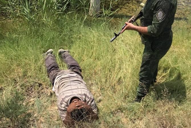 Հայ-թուրքական սահմանը հատելիս ձերբակալվել է Բանգլադեշի քաղաքացի
