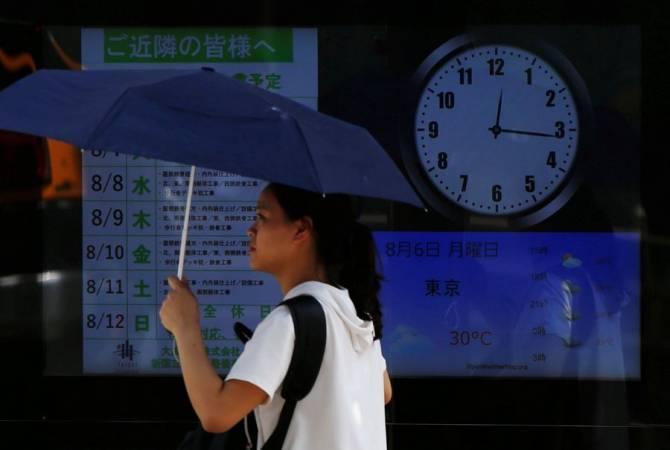 Ճապոնիան կարող Է ժամանակը երկու ժամով առաջ տալ Տոկիոյի Օլիմպիական խաղերի համար. Kyodo