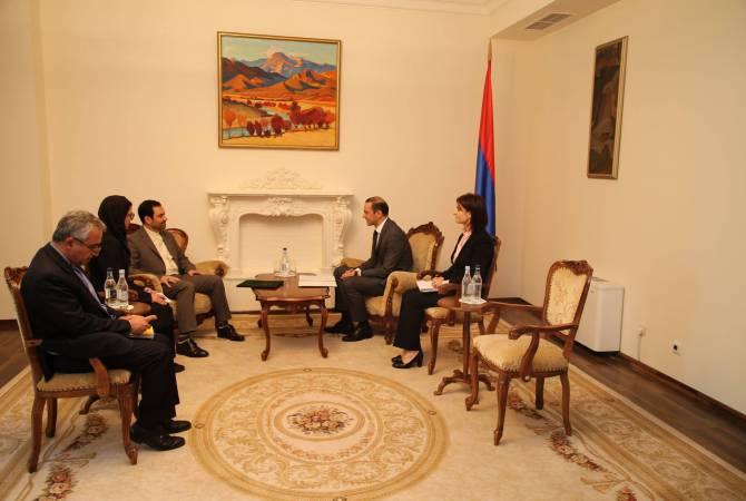ՀՀ վարչապետ Նիկոլ Փաշինյանը կայցելի Իրան