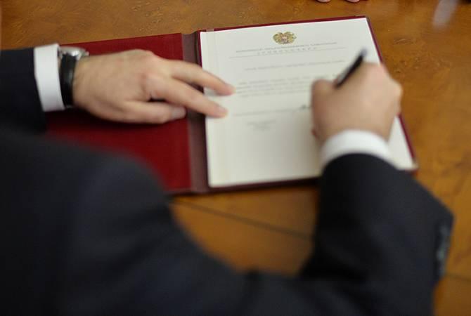 ՀՀ նախագահը Սնանկության դատարանի դատավորներ է նշանակել