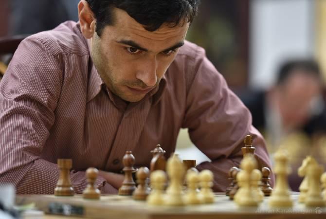 Գաբրիել Սարգսյանը Աբու Դաբիի մրցաշարի առաջատարից հետ է կես միավոր