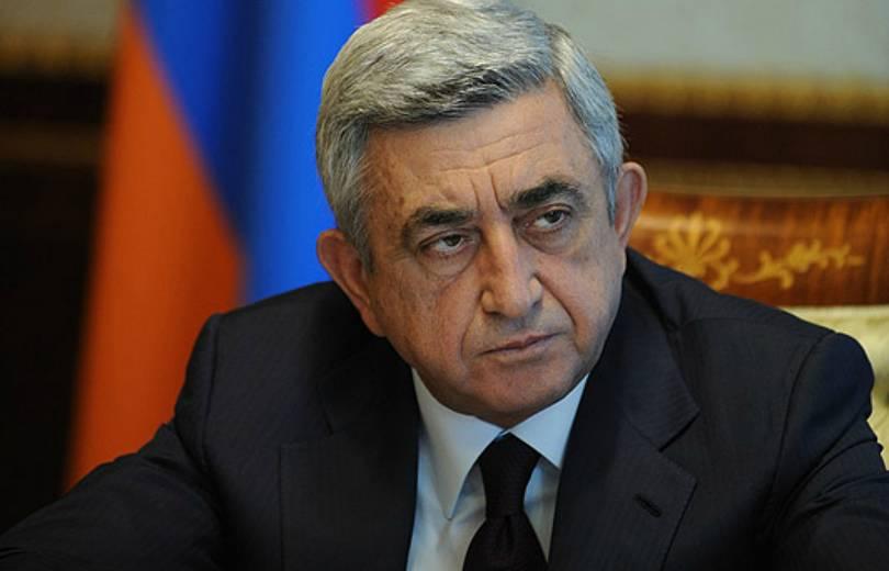 Սերժ Սարգսյանի գրասենյակը երկու անգամ էլ հրաժարվել է տնից անվտանգության նկատառումներով