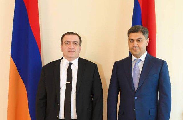 Հայաստանի կայունությունը մեծ նշանակություն ունի Վրաստանի համար. Դեսպան Սագանելիձե