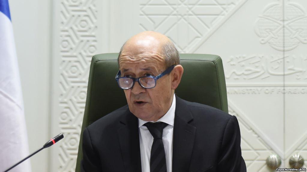 Ֆրանսիայի գործողությունները Սիրիայում օրինական են, հիմնավորված և նապատակային. Ֆրանսիայի ԱԳն