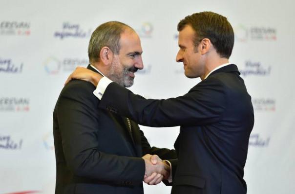 Ֆրանսիայի նախագահը շնորհակալություն է հայտնել ՖՄԿ գագաթնաժողովի կատարյալ կազմակերպման համար