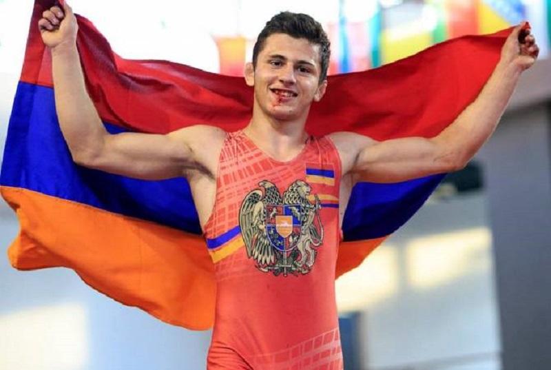 Ըմբշամարտիկ Սահակ Հովհաննիսյանը դարձել է Օլիմպիական խաղերի բրոնզե մեդալակիր