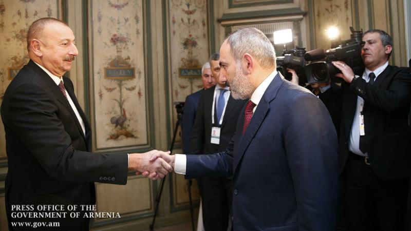 Հայաստանը և Լեռնաին Ղարաբաղը պատրաստ են իրական ջանք գործադրել կոնֆլիկտի լուծման ուղղությամբ. Նիկոլ Փաշինյան