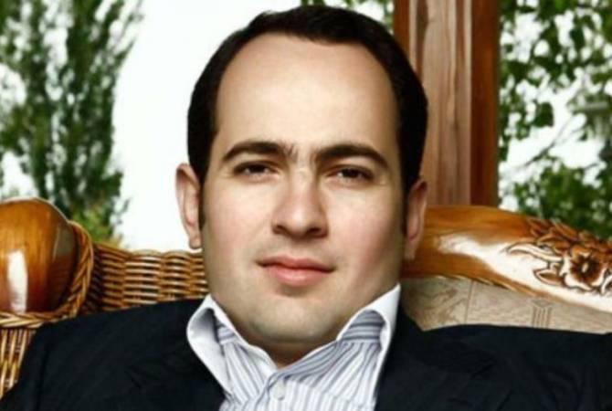 ԱԱԾ-ն արձագանքել է Սեդրակ Քոչարյանին մեղադրանք առաջադրելու մասին տեղեկությանը