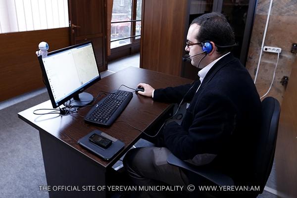 Երևանում բացվել է Խուլերի առցանց աջակցման կենտրոն (տեսանյութ)